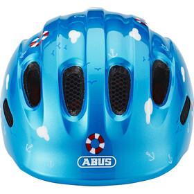 ABUS Smiley 2.0 Kask rowerowy Dzieci niebieski